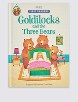 Marks and Spencer Goldilocks & the Three Bears Book