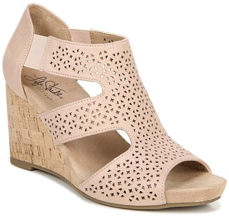 LifeStride Heidi Wedge Sandal