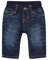 Gap Dark Wash 1969 First Supersoft Straight Jeans