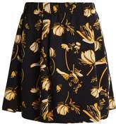 Just Female ELAY Aline skirt sakura yellow