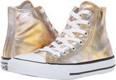 Converse Chuck Taylor All Star Hi Metallic Girl's Shoes