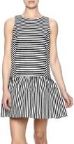Do & Be Stripe Scoop Dress