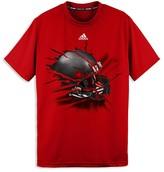 adidas Boys' Helmet Tech Tee - Sizes S-XL