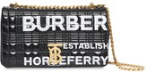 Burberry quilted Lola cross body bag