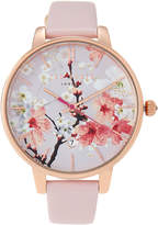 Ted Baker TE50377001 Rose Gold-Tone & Pink Watch