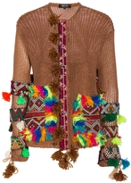 Afra Embroidered Jacket