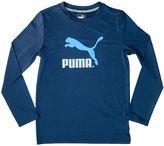 Puma Boys 4-7 dryCELL Logo Tee