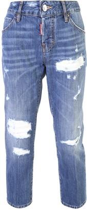 DSQUARED2 Cool Girl Denim Jeans