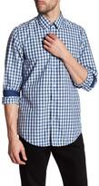 HUGO BOSS Lucas Slim Fit Plaid Shirt
