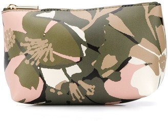 Liu Jo Floral Printed Make Up Bag