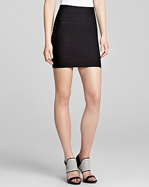 BCBGMAXAZRIA Skirt - Simone Texture Power