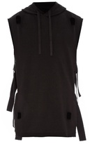 Damir Doma Satia Sleeveless Hooded Sweater