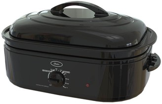 Oster 18-qt. Roaster Oven with Self Basting Lid
