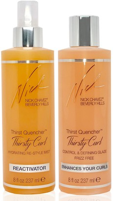 Nick Chavez Thirsty Curl Styling Kit