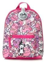 Babymel BabymelTM Zip & Zoe Robots Mini Backpack in Pink