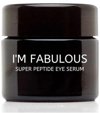 I'm Fabulous Cosmetics Super Peptide Eye Serum Organic