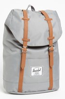 Herschel Men's 'Retreat' Backpack - Grey
