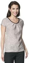 Merona Women's Cap Sleeve French Terry Top - Colors