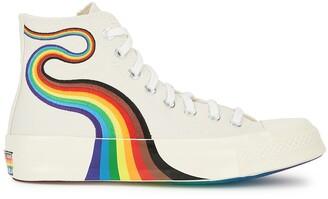 Converse Chuck 70 Pride Canvas Hi-top Sneakers