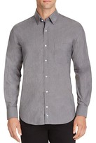 Tailorbyrd Mercedes Regular Fit Button-Down Shirt