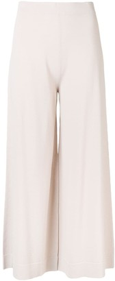 D-Exterior Cropped Trousers