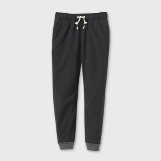Cat & Jack Boys' Lined Pull-On Jogger Fit Pants - Cat & JackͲ
