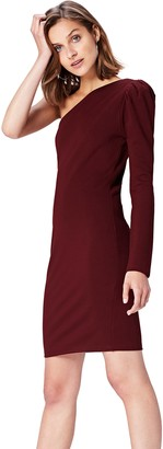 Private Label Amazon Brand - find. Women's One Shoulder Dress