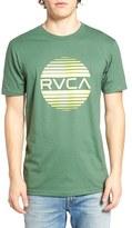 RVCA Sanborn Gradient Graphic T-Shirt