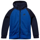 Nike Blue and Black Sportswear Hoodie