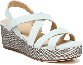 Naturalizer Unique Platform Wedge Sandal