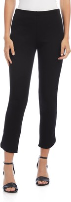Karen Kane Piper Curve Hem Crop Pants