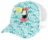 San Diego Hat Company Children's Screen Print Trucker Hat CTK4186