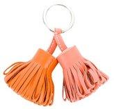 Hermes Carmen Uno-Dos Keychain