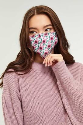 Ardene Rose Reusable Face Covering