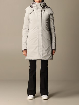 Save The Duck Jacket Megy Down Jacket With Hood And Synthetic Fur Interior