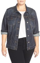 KUT from the Kloth Denim Jacket (Plus Size)