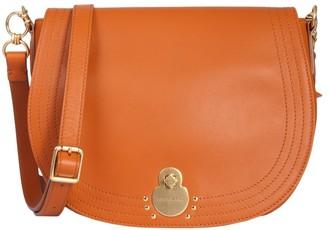 Longchamp Buckle Crossbody Bag