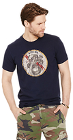 Denim & Supply Ralph Lauren Crew Neck Short Sleeve T-shirt, Classic Navy