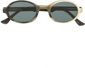 Rigards RG0072 round-frame sunglasses