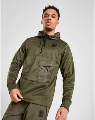 Nike Men's Poly Half-Zip Hoodie