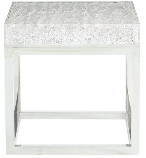 Bernhardt Arctic Frame End Table