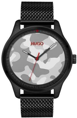 BOSS Men's #Move Casual Core Watch, 42mm