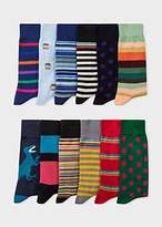 Paul Smith Men's Socks Gift Box 2nd Edition