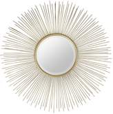 Ideal Home Eyelash Round Mirror