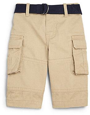Ralph Lauren Infant's Two-Piece Shirt & Cargo Pants Set/3-12 mo.