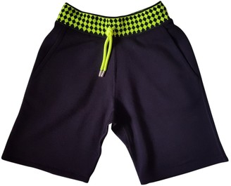Christopher Kane Multicolour Cotton Shorts