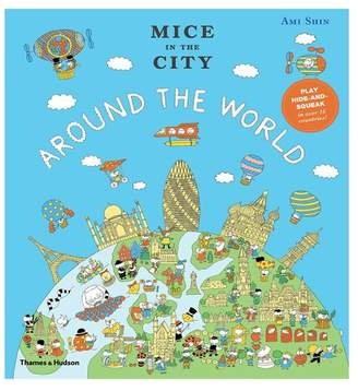 Norton Co. Books Mice in the City: Around the World