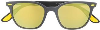 Ray-Ban x Scuderia Ferrari sunglasses
