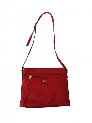 Zenith Red Cloth Handbags