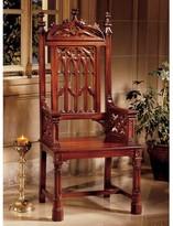 Toscano Gothic Armchair Design